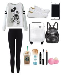 """Traveling"" by girly-girl2000 ❤ liked on Polyvore featuring Converse, James Perse, DOT-DROPS, Alexander Wang, Lord & Berry, INIKA, Eos and Free People"
