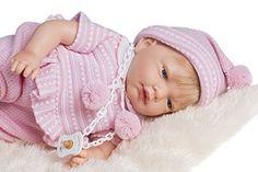 Bambola reborn baby. Nines d'Onil 709, bambole 45 cm - ll... https://www.amazon.it/dp/B073DH6DM8/ref=cm_sw_r_pi_dp_x_6hfbAbQ335FNG
