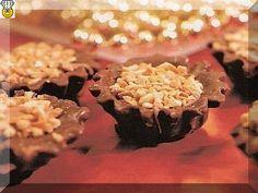 Cukrovi na Vanoce: Ořechový košík