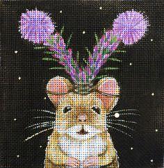 Melissa Shirley Designs | Hand Painted Needlepoint | New Designs