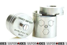 Vapor Joes - Daily Vaping Deals: ROLLOUT: PROJECT SUB-OHM SWIRLFISH VERSION 2 - $26...