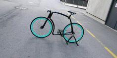 Viks, las nuevas bicicletas con diseño ultra minimalista.