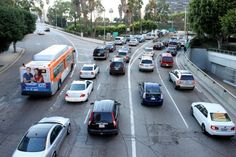 Synchronized Traffic To Reduce Pollution in LA