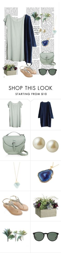 """""""Untitled #9"""" by loganmullet ❤ liked on Polyvore featuring moda, Loft Design By..., Meli Melo, Carolee, Accessorize, Allstate Floral i Polo Ralph Lauren"""