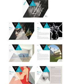 Great looking proposed branding forthe Center of Contemporary Art in Lugano, Italy. The custom font, LAC sans, developed is very nice, at once geometric and humanist, and matches the triangle grid…