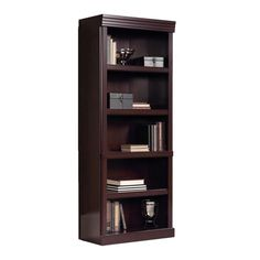 Heritage Hill Bookcase in Classic Cherry  I need 2 of these. Perfect!