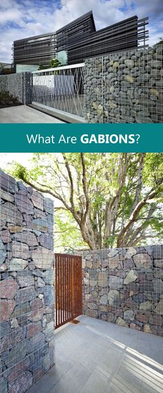 What Are Gabions? We Explain.