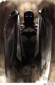 The Batman by Sean Phillips