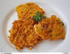 Dýně Hokkaido v křupavých placičkách Czech Recipes, Ethnic Recipes, Vegetarian Recipes, Healthy Recipes, Modern Food, Home Food, Whole 30 Recipes, Food 52, Pumpkin Recipes