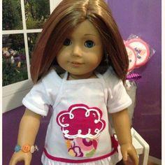 Tutorial for Callies cupcake apron using laurakellydesigns Cupcake dies fromhellip