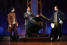 Photo Preview: 'A Tale of Two Cities' in Pre-Broadway Debut