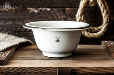 MÜHLE - Porcelain bowl RN 11 (white)