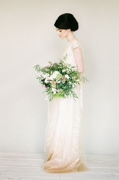 Ethereal bridal portraits | Katerina Lobova Photography | see more on: http://burnettsboards.com/2014/05/ethereal-bridal-portraits/