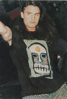 Young Mike Patton