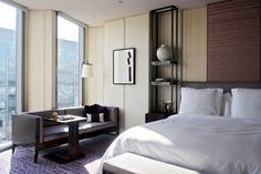A visit to the Korean capital's newest luxury hotel - Four Seasons Seoul