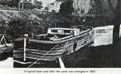 Tunnel canal boat