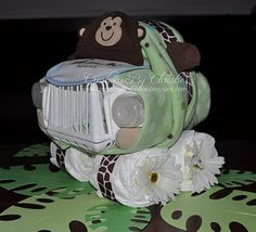 Diaper Creation Centerpieces & Create Your Own Note Pad Video Baby Shower Gifts, Baby Gifts, Diaper Parties, Craft Patterns, Crochet Patterns, Antique Fairs, Having A Baby, Homemade Gifts, Baby Shower Invitations