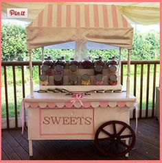 Sweets Cart Stoke on Trent - Foamy Media™ Cart Logo, Special Day, Special Occasion, Sweet Carts, Ice Cream Cart, Pick And Mix, Stoke On Trent, Logo Design, Graphic Design