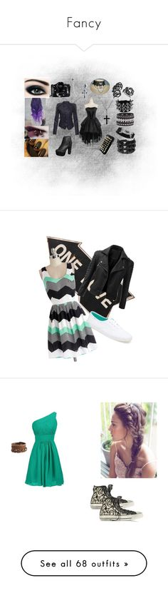 """""""Fancy"""" by always-singing ❤ liked on Polyvore featuring Jeffrey Campbell, Cara Accessories, Luxury Fashion, Rich and Damned, Moschino, Doublju, Keds, Jack BB Dakota, Converse and Pieces"""