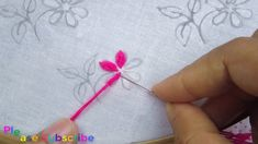 This video about: Hand Embroidery, All Over Embroidery Design for Dresses, Easy Flower Embroidery Welcome to my channel crafts & Embroidery! Bead Embroidery Patterns, Beaded Embroidery, Hand Embroidery, Embroidery Designs, Flower Embroidery, Girls Phone Numbers, Designs For Dresses, Logo Design, Make It Yourself