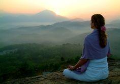 Jane Scott Meditatie
