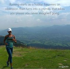 I've seen about a million of these quotes, always thought they were written by weirdoes and then joined cross country. Seriously, join a cross country team and stick with it for a month. These quotes become your blood. Run Like A Girl, Love Run, Just Run, Keep Running, How To Start Running, Running Tips, Running Quotes, Running Motivation, Fitness Motivation