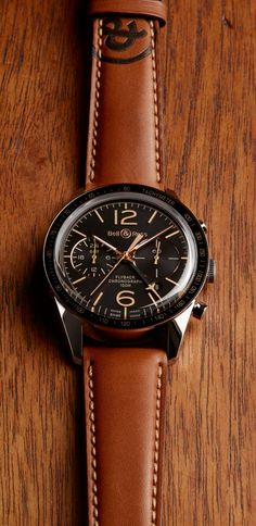 Bell & Ross BR 126 Sport Heritage GMT & Flyback