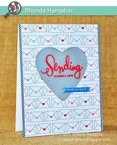 August Spotted!: by Simon Says Stamp