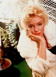 Marilyn by Cecil Beaton, February 1956.