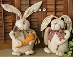 Easter for two ...Bunny style.