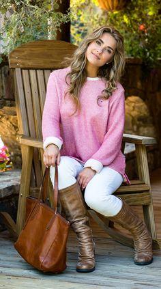 #southernshirt #fallfashion #winterfashion #womensfashion #comfy #sweater #outfit #enjoythegoodlife
