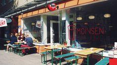 Café Moinsen - Kaffee & Kuchen in Uninähe!