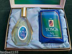 4711-Tosca-Geschenkset-Flakon-Seife-unbenutzt-60er-70er
