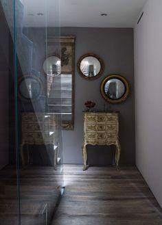 New York residence, Archi-Techtonics.