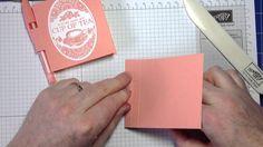 Post-it Note Holder & Pen Set