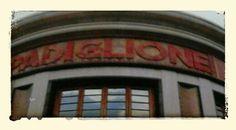 The Festival Hall - Padiglione delle Feste - Castrocaro's Spa - Emilia Romagna Region - Italy #artdeco #castrocaroterme #termecastrocaro
