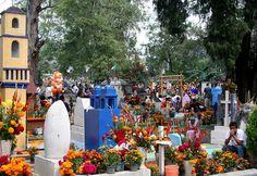 DIA DE LOS MUERTOS/DAY OF THE DEAD~Mexico's Day of the Dead festival