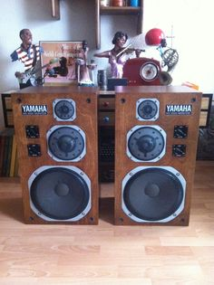 Yamaha ns-1000 monitör speaker
