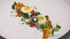 Koolrabisalade met gegrilde paprika - recept | 24Kitchen