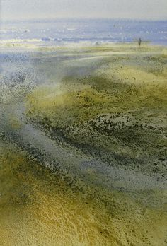 Interesting use of light and shadow. The work of award-winning Pembrokeshire artist Naomi Tydeman, watercolourist.