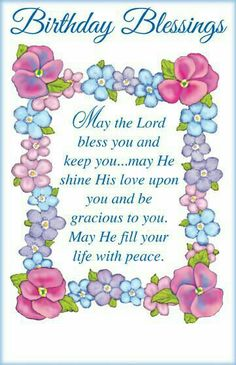 blessed birthday Beautiful Birthday Blessings happy birthday birthday images birthday blessings birthday pictures with quotes Happy Birthday Woman, Happy Birthday Prayer, Spiritual Birthday Wishes, Birthday Wishes For Women, Happy Birthday Wishes Quotes, Birthday Poems, Happy Birthday Pictures, Happy Birthday Greetings, Birthday Images