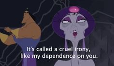 And she definitely isn't afraid to give Kronk a little sass.   24 Reasons Yzma And Kronk Are The Best Disney Characters Ever