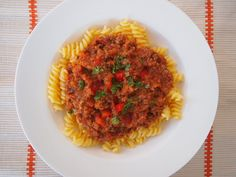 Everyone loves a good bolognese sauce especially in my family. My 2 year old daughter loves her bolognese so I tend to use it as a good opportunity to hide some extra vegetables. This Healthy Thermomix Bolognese Sauce recipe is a good basic start. You can add another 150g to 200g of extra vegetables. I tend...Read More »