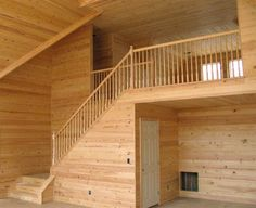 cabin wood walls | This house is a pine tongue and groove walls and ceilings. This lodge ...
