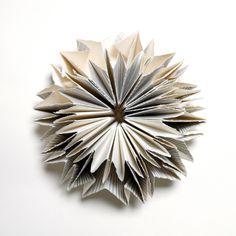 "Graphite on Magnani paper, 3.5"" x 8"" x 8"" - Louisa Boyd"