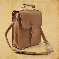 Saddleback Leather Messenger Bag, 100 year warranty, fits a 15 laptop and tons of gear
