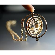 18K Harry Potter Jewelry Hermione Granger Time Tur ($19.9)