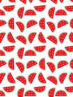 Watermelon #pattern