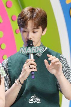 [Press Photos] Mark at The Music Center Nct 127, Lee Min Hyung, Watermelon Baby, Mark Green, Mark Nct, Nct Taeyong, Press Photo, Winwin, Jaehyun