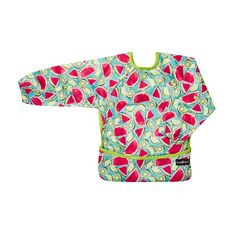 HungrHippo 2-in-1 Bib and Apron in Kiwi T Baby, Baby Safe, Happy Baby, Messy Play, Baby Led Weaning, Baby Online, Free Baby Stuff, Having A Baby, Placemat